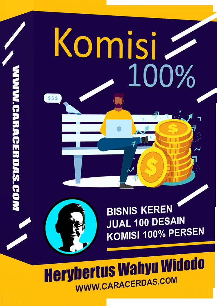komisii 100%